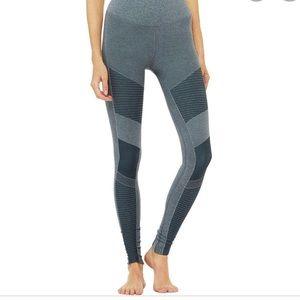 New Alo Yoga High Waist Moto Seamless Leggings
